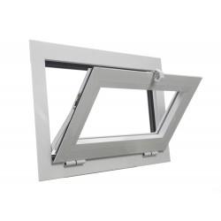 S2300 Ventana basculante de aluminio