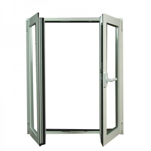 s2300 ventana oscilo batiente de aluminio alumalaga s l
