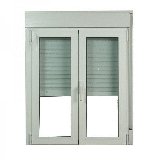 Precios de ventanas de aluminio con persiana beautiful for Precio ventanas aluminio climalit persiana