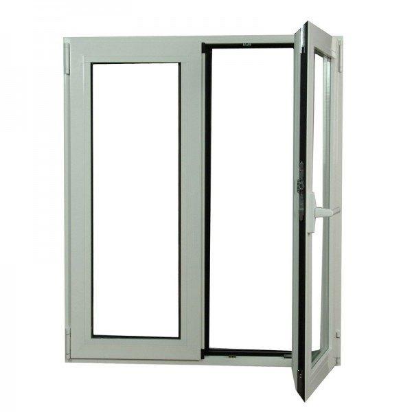 S3000 ventana oscilo batiente de aluminio rpt alumalaga for Ventanas de aluminio precios online