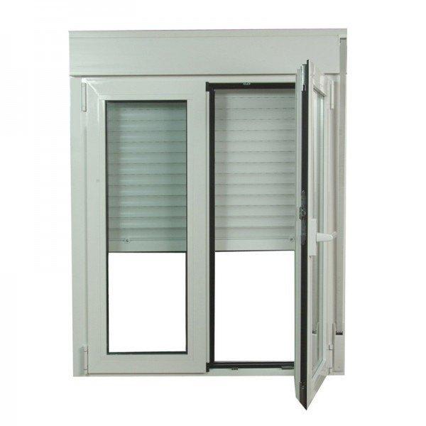precio ventanas climalit con persiana materiales de