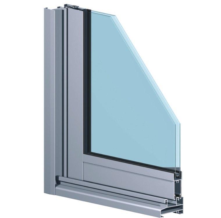 Sistema 6200 ventanas y puertas correderas de aluminio for Correderas de aluminio
